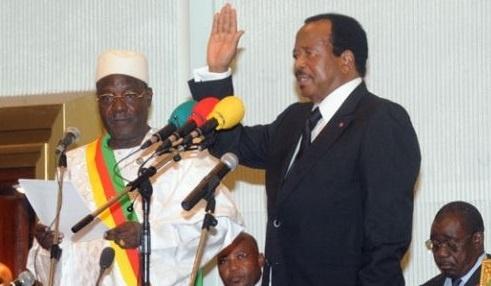 Cameroun: Paul Biya prête serment dans un contexte tendu