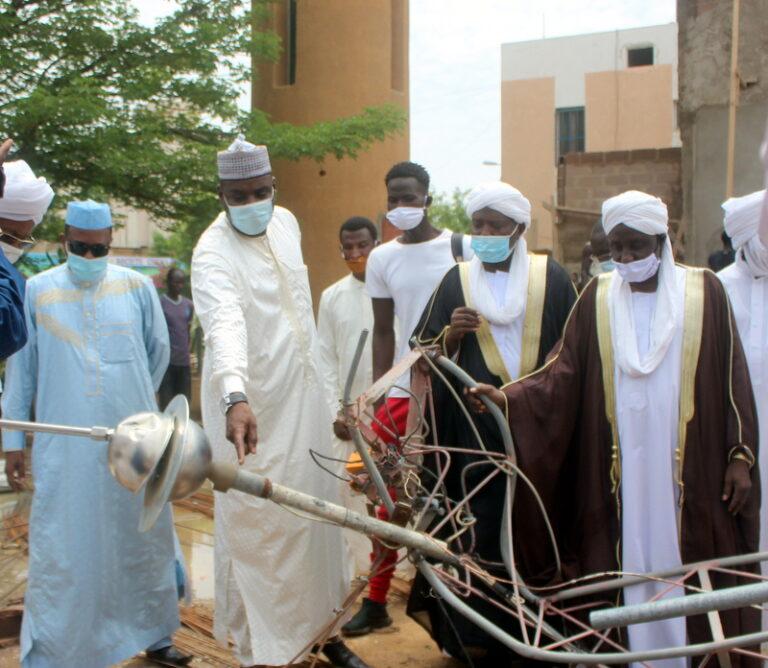 Tchad : la radio Alquoran Alkarim subit les dégâts de la pluie