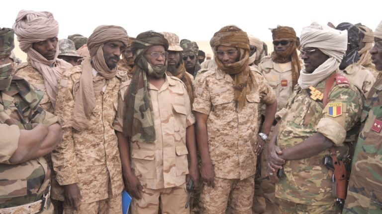Tchad: l'armée donne le premier bilan des frappes aériennes du Nord-Est