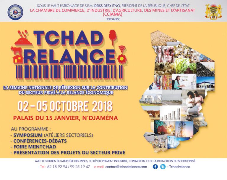 Tchad : retour sur la clôture du Forum sur la relance économique