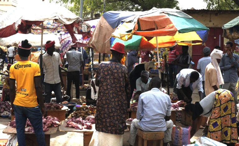 Tchad : Qu'en est-il du respect des mesures barrières dans les marchés ?