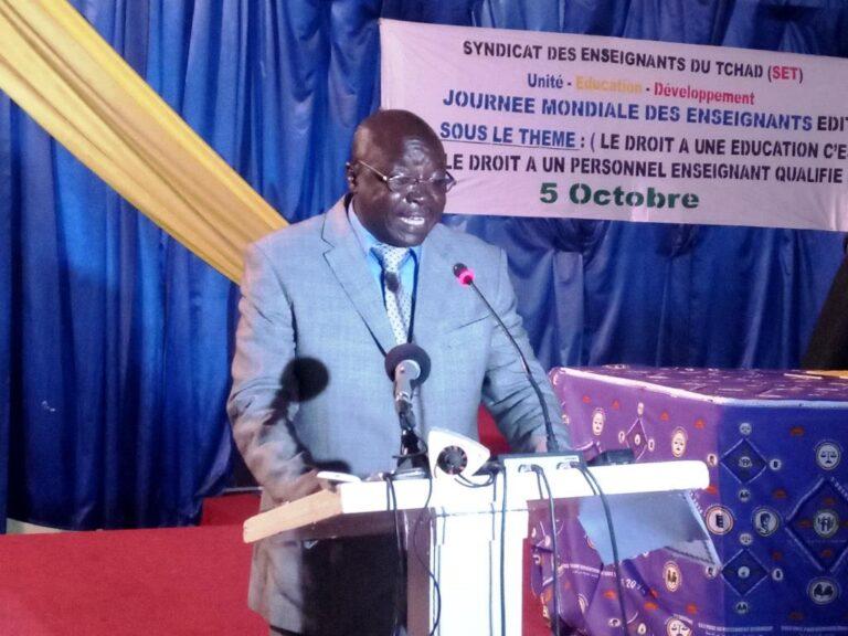 Tchad : les enseignants célèbrent leur journée dans un contexte morose