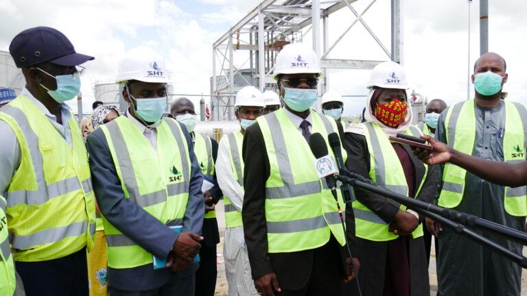 Tchad : Bientôt sera opérationnel un dépôt de 36 millions de m3 de carburant