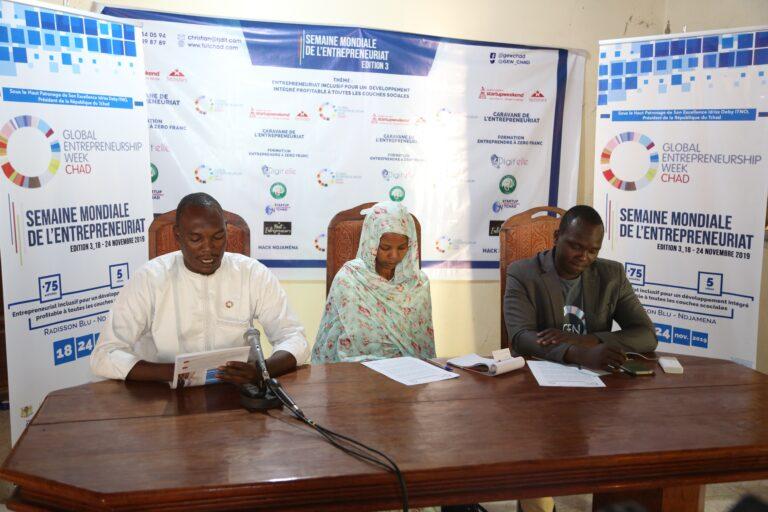 Tchad : la semaine mondiale de l'Entrepreneuriat 2019 s'annonce grandiose