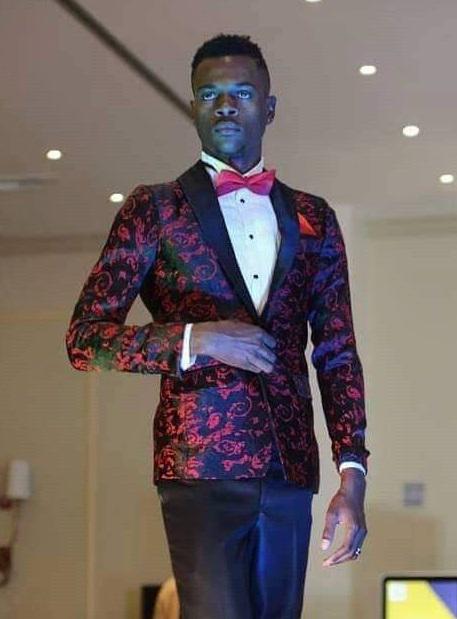 Tchad : « La mode est mon monde » dixit Sindjo Louis Alan, mannequin