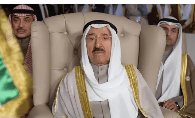Koweït : le Maréchal du Tchad présente ses condoléances au Prince Héritier