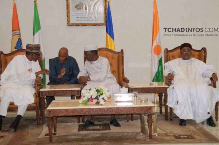 Terrorisme : ouverture du sommet extraordinaire de la Commission du Bassin du Lac Tchad à N'Djamena