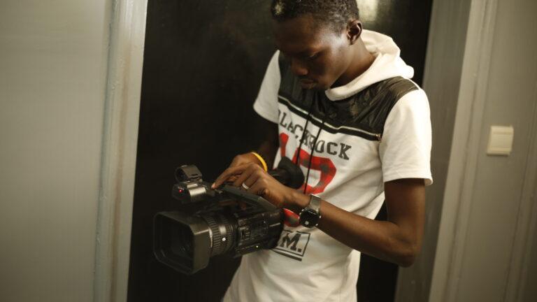 Iyalat : Etienne Djoguina, espoir de l'audiovisuel tchadien ?