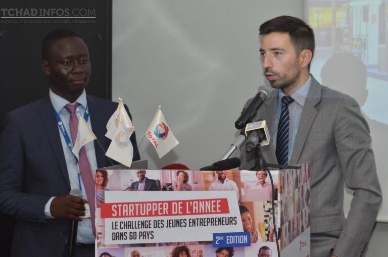 Entrepreunariat : Total Marketing Tchad lance la 2e édition de Challenge Startupper