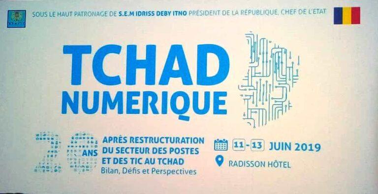 Tchad : un forum numérique se tiendra début juin à N'Djamena