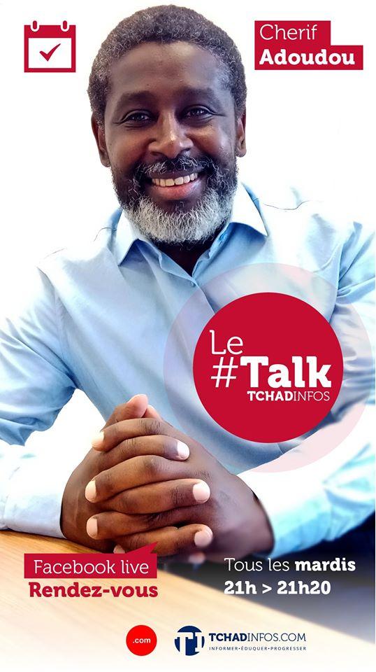 Tchadinfos: Le Talk de ce mardi soir est déprogrammé