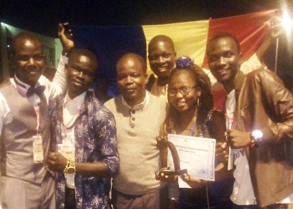 """Tchad :  """"Derenam la mariée malheureuse"""", sacré meilleure fiction au Festicine"""