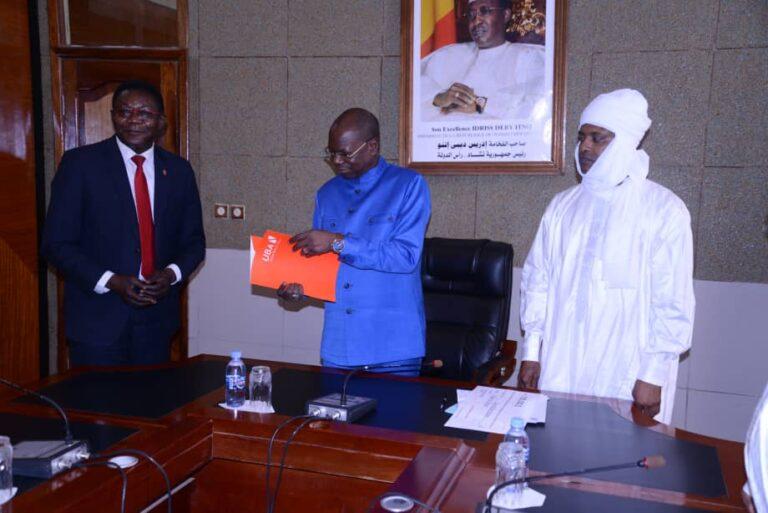 Soutien de UBA Tchad au gouvernement tchadien pour lutter contre la pandémie du covid19