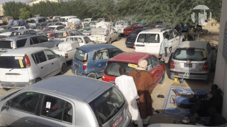 Tchad: ce qu'il faut savoir sur le contrôle des véhicules