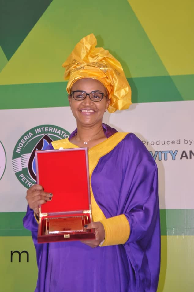 Afrique-Energie : Le Tchad honoré au Nigéria par Mme Valérie Commelin