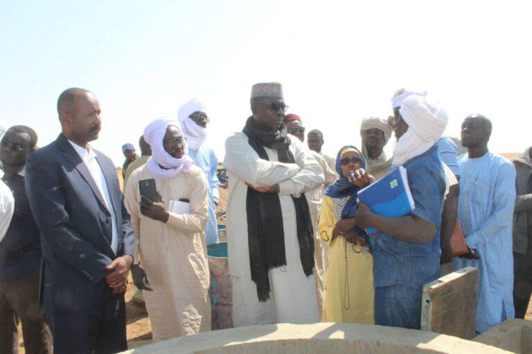 Elevage : le ministre Gayang Souaré s'imprègne des conditions des éleveurs de l'intérieur du Tchad