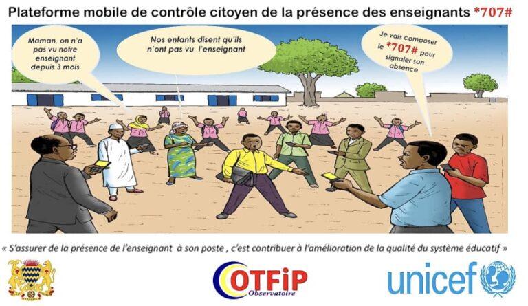 Tchad : le ministère des Finances et celui de l'Education sensibilisent sur le contrôle citoyen des enseignants