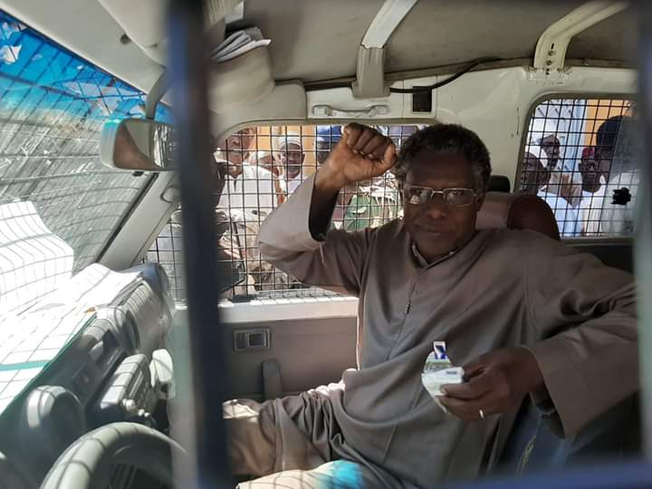 Tchad : Mahamat Nour Ibedou évacué chez un médecin