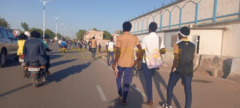 Tchad : les cours sont suspendus aux lycées Eboué et Technique commercial