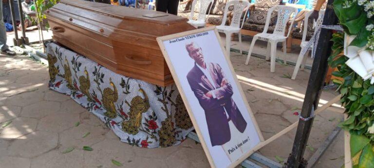 Tchad : le monde de la presse fait ses adieux à Jean-Claude Nekim