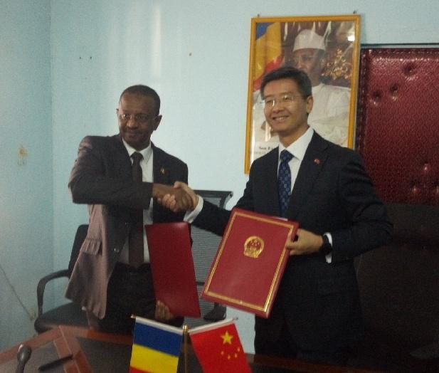 Tchad : 510 pompes à motricité humaine offertes par la Chine