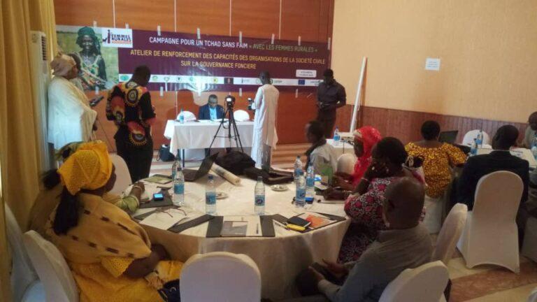 Tchad : Oxfam forme la société civile sur la question foncière