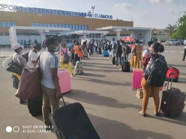 Coronavirus : le Cameroun rapatrie ses ressortissants au Tchad