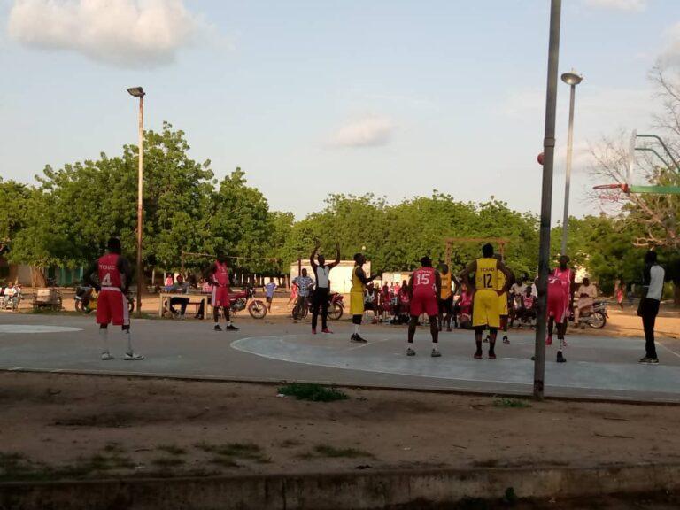 Tchad : match amical avant les éliminatoires de la CAN Afro basket 2021