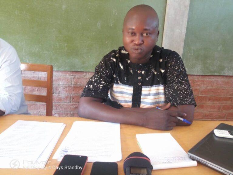 Tchad : Djimrassem Thalès face aux problèmes de l'école