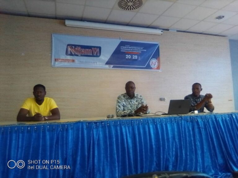 Tchad : le RECAF forme les jeunes  en photographie