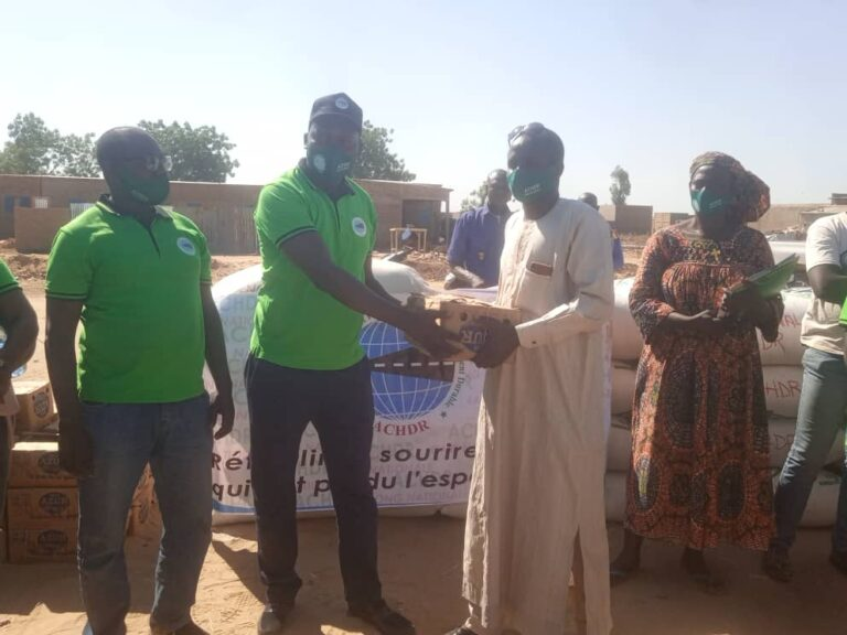 Tchad : l'ONG Achdr vole au secours des sinistrés des eaux de crue