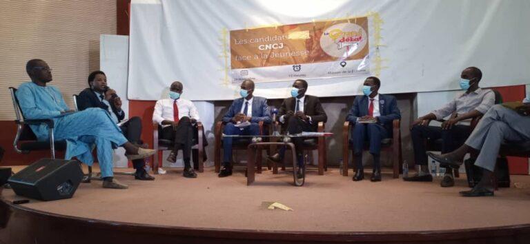 Tchad: un grand débat public a opposé les candidats à la présidence du Conseil national consultatif des jeunes