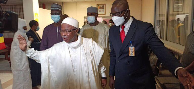 Tchad : Hissein Brahim Taha, le Sg de l'Oci est à N'Djamena