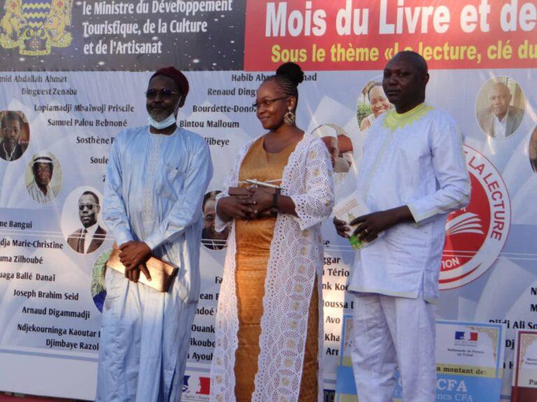 Tchad: deux hommes et une femme de lettres primés lors de la clôture du mois du livre
