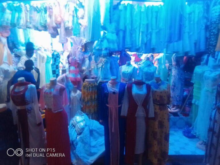 N'Djamena : les marchés grouillent de monde à l'approche des fêtes