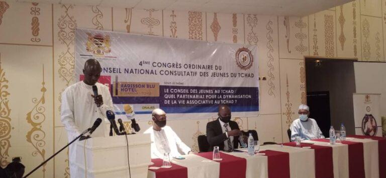Tchad : le 4e congrès du CNCJ est clos