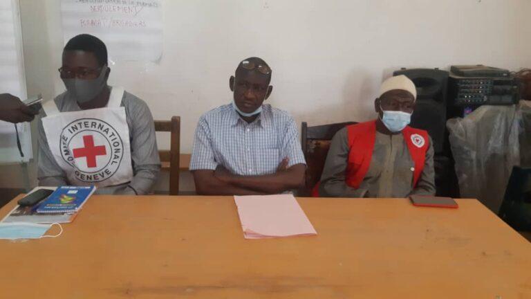 Abéché : le CICR forme des secouristes brigadiers et moniteurs en premiers secours à base communautaire