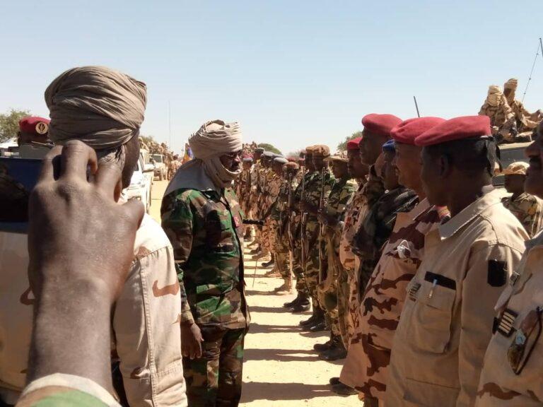 Tchad: Arrivée ce matin du Chef d'Etat-major général des Armées à Abéché