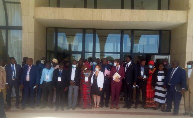 Tchad : lancement de la première édition de l'Université du notariat tchadien
