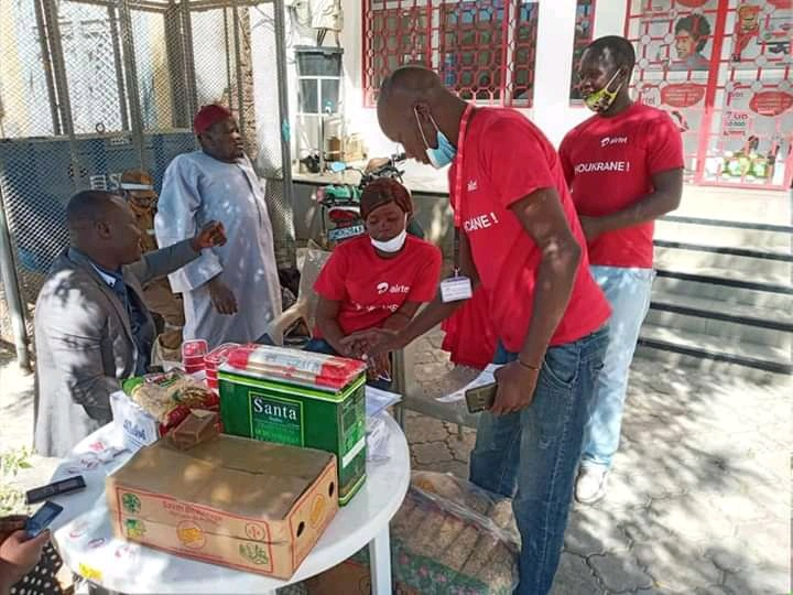Airtel Tchad: le premier tirage d'«AirtelChoukrane»vient de faire 67 heureux gagnants sous la supervision d'un huissier de justice