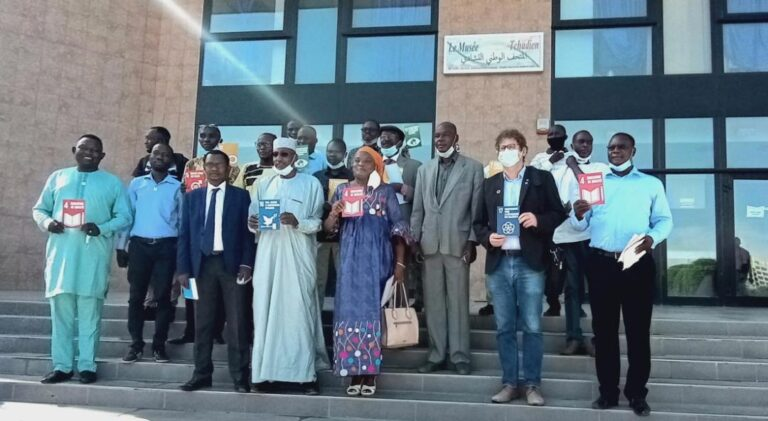 Tchad : 30 journalistes sont en formation sur les ODD