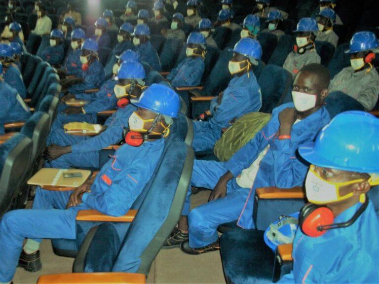 Tchad: l'Onape forme des demandeurs d'emploi en menuiserie bois et construction métallique