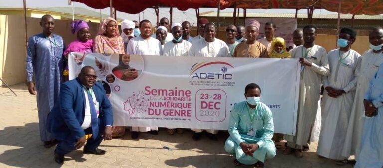 L'ADETIC lance la semaine de la solidarité numérique du genre à Abéché