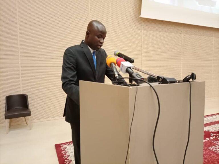 """""""La jeunesse tchadienne a de l'audace mais son audace est obstruée par les aînés qui n'aiment pas ce pays"""", Abakar Dangaya, président du CNJT"""