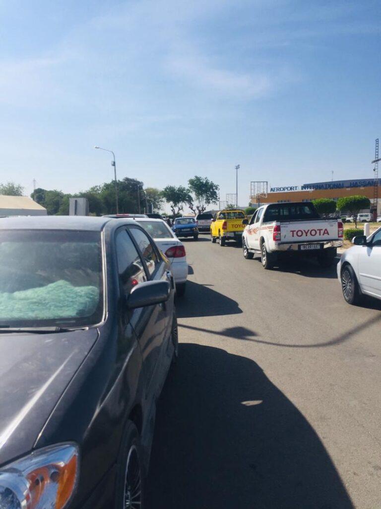 Tchad : saturation de l'aéroport de N'Djamena à la veille de la fermeture des frontières aériennes