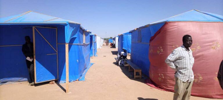 Une dame décède sur le site de sinistrés de Toukra