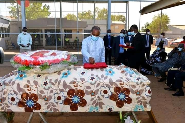 Décès de l'ambassadrice Kade Elisabeth : ultime hommage avant le rapatriement du corps à N'Djamena