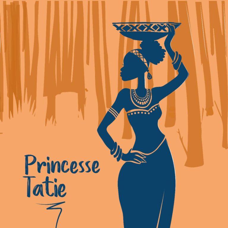 Princesse Tatie lance son conte interactif pour les petits et grands