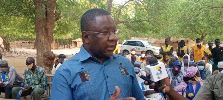 Tchad : Le MPS prône la paix dans le Mayo Lemié