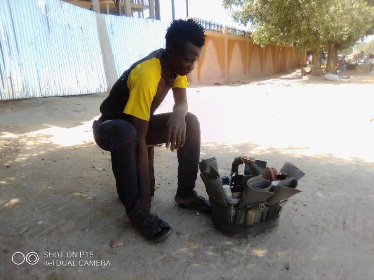 Tchad :  Un métier, deux générations, une responsabilité